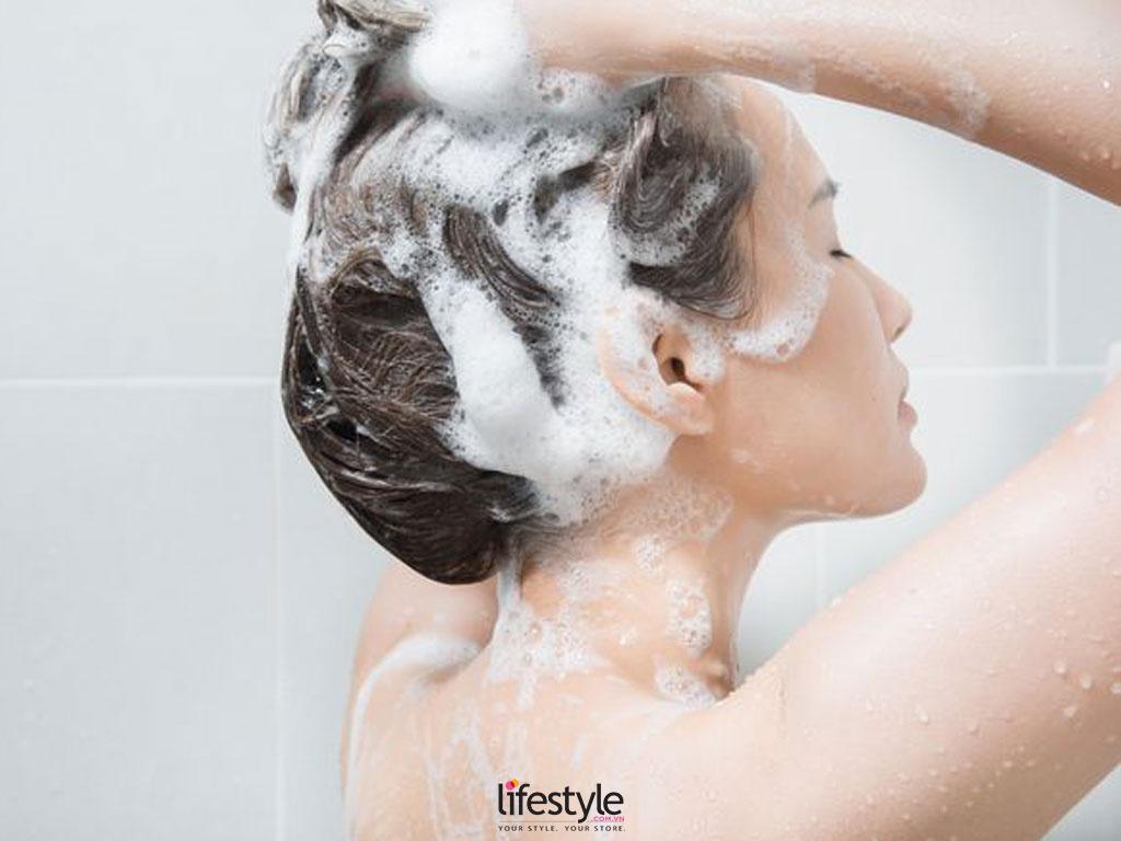 Các mẹo giúp tóc xinh bồng bềnh như mây và sạch gàu - 1