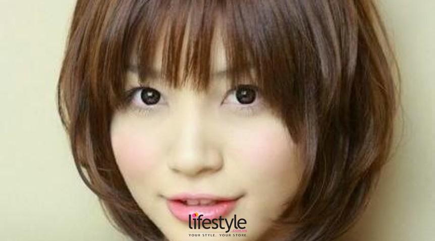 Kiểu tóc đẹp dành cho người có gương mặt tròn